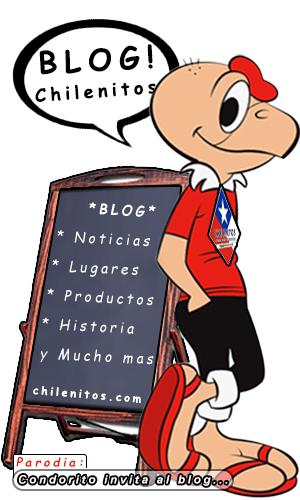 chilenitos.com - condorito letrero pizarra blog